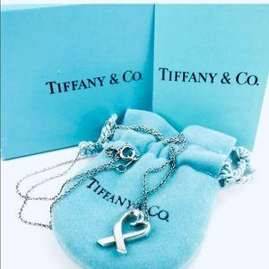 TIFFANY&Co. Paloma Picasso Heart Necklace